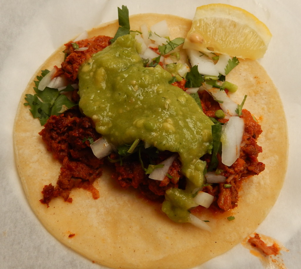 Discovered-real tacos | Dish Our Town