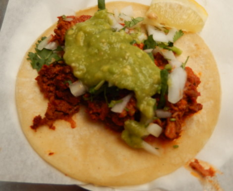 Discovered – Real Tacos!