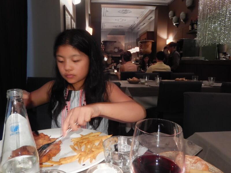 A Tween Traveler writes about missing the food of Italy via @DishOurTown
