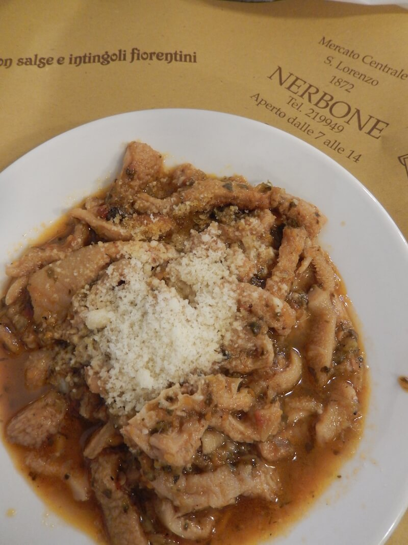 Tripe in Florence via @Dish Our Town