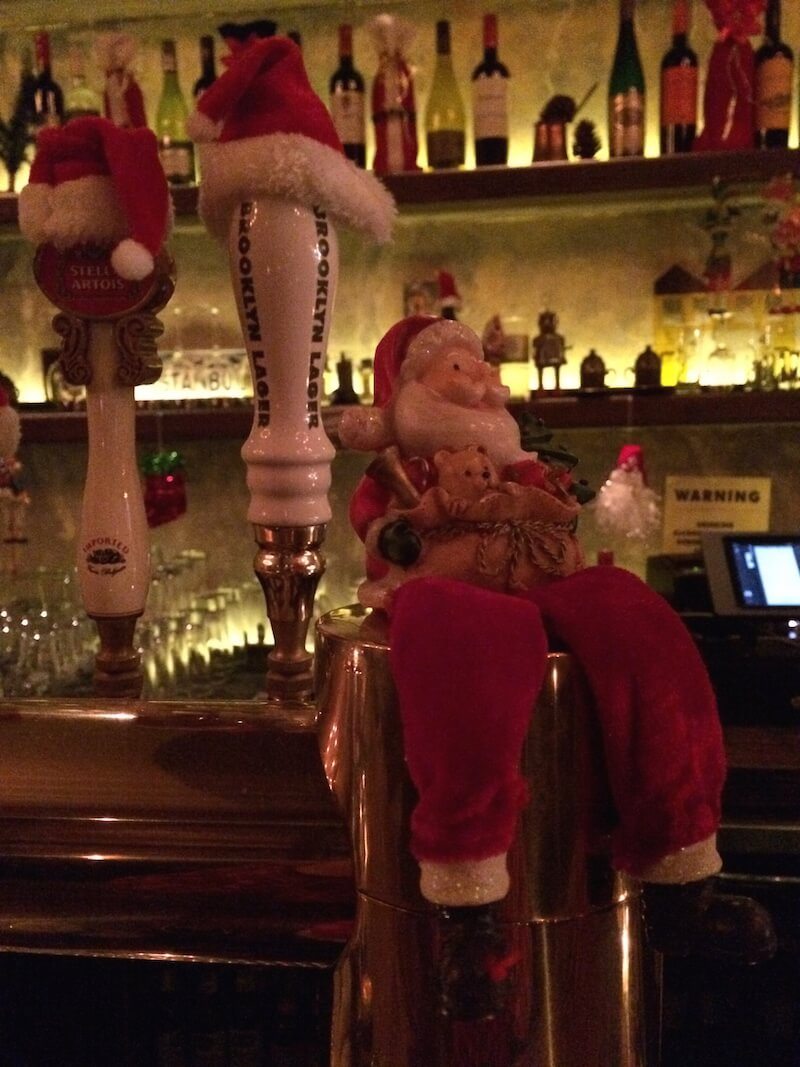 Christmas at Little Rascals NYC