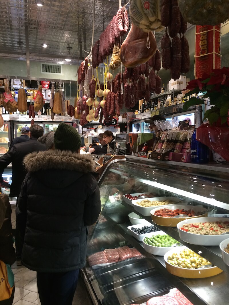 DiPalo's in NoLita in NYC | Dish Our Town's local gourmet shop