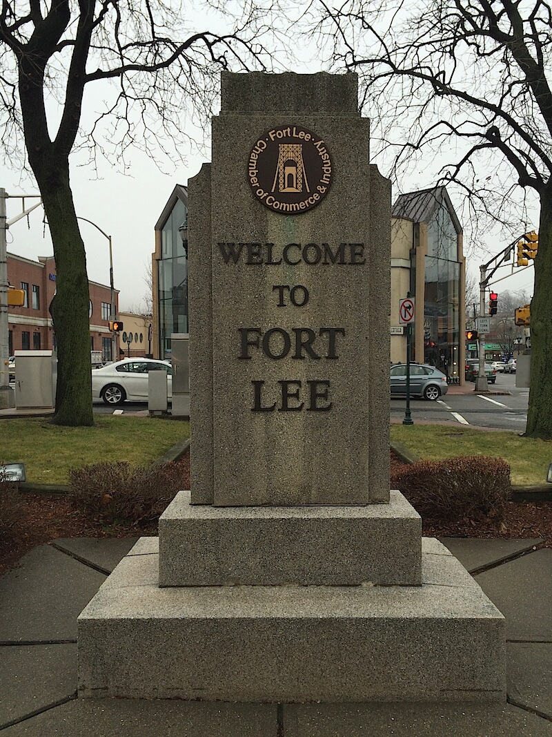 Welcome to Fort Lee, NJ