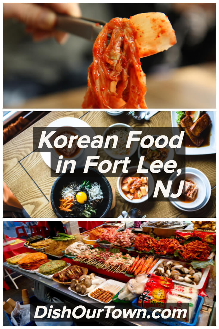 Korean Food in Fort Lee NJ