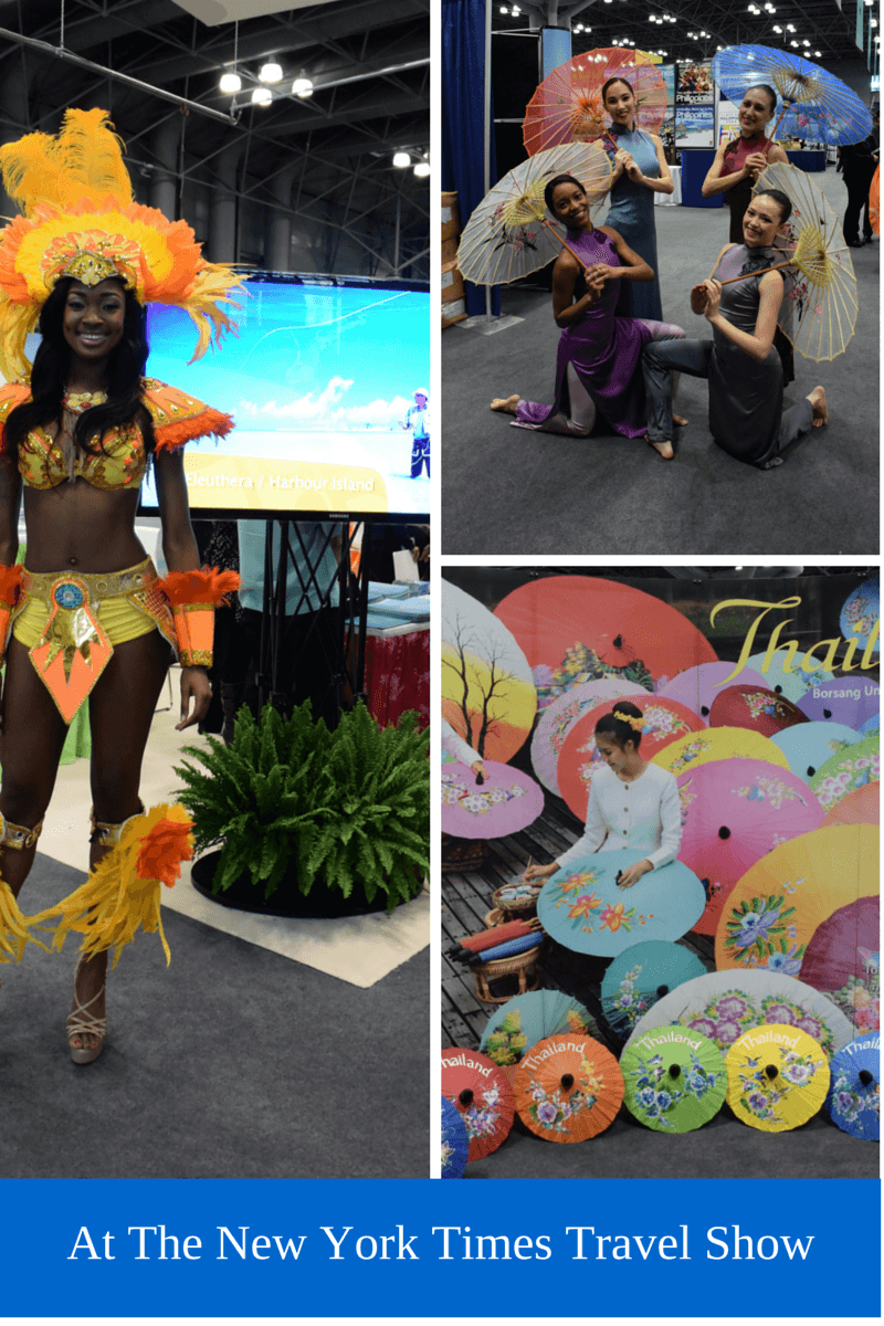 At The New York Times Travel Show 2015