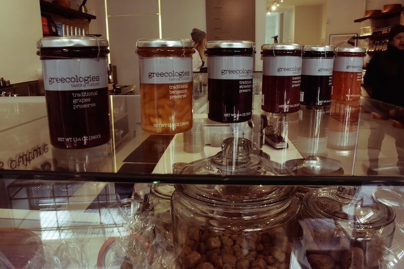 Preserves at Greecologies in NYC | Dish Our Town