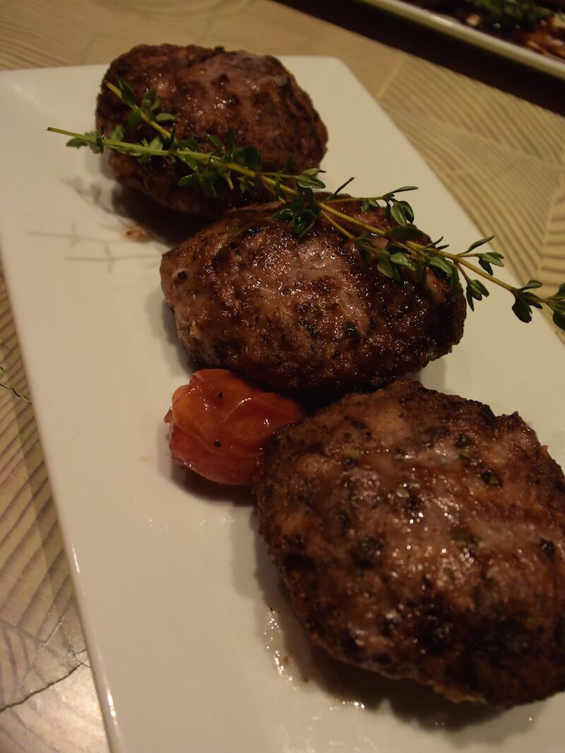 Lamb Meatballs at Pylos in NYC | Dish Our Town