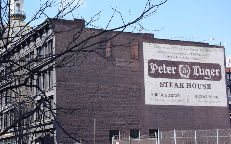Peter Luger in Brooklyn - a place for meat | Dish Our Town