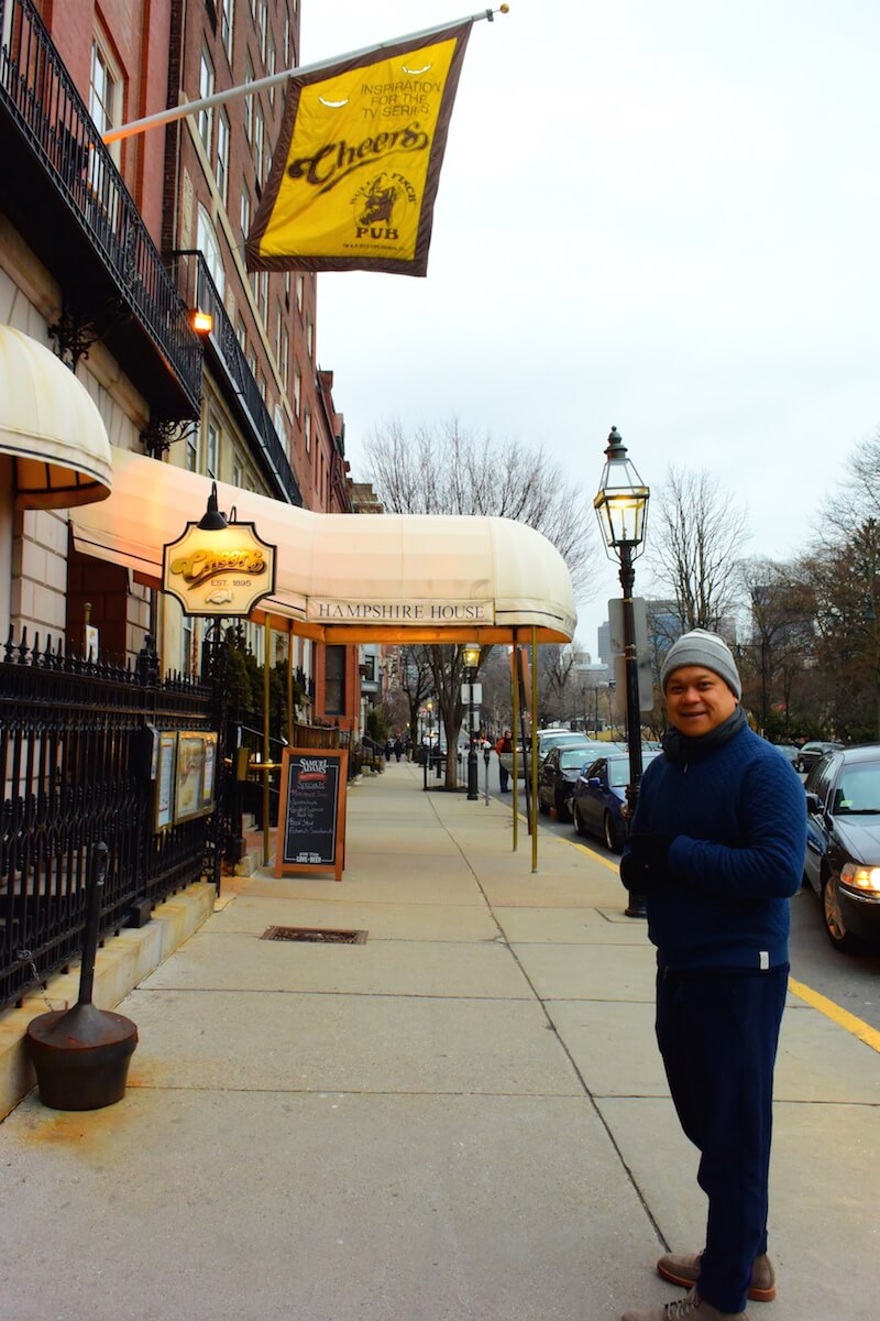 A weekend in Boston at the Revere Hotel via @DishOurTown