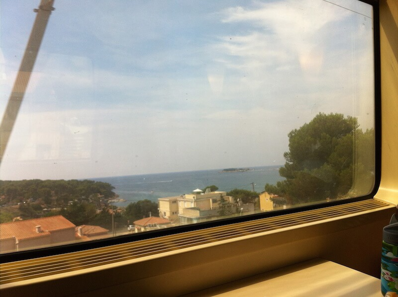 Antibes, A place for joy via @DishOurTown