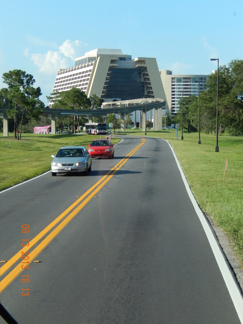 Contemporary Hotel in Disney World | Dish Our Town