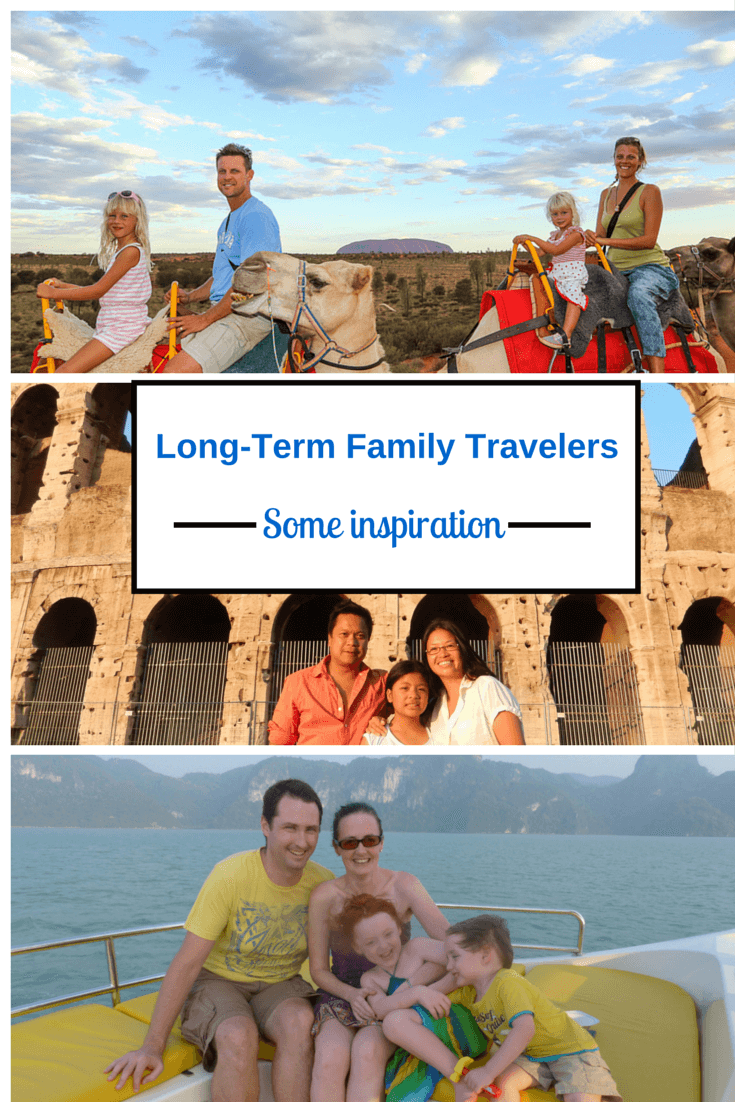 Long-Term Family Travelers   Dish Our Town