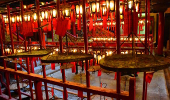 """Hong Kong: Part 1, """"The Gentle Side""""."""