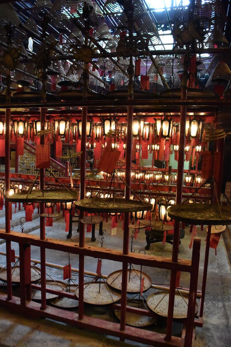 Man Mo Temple in Hong Kong | Dish Our Town
