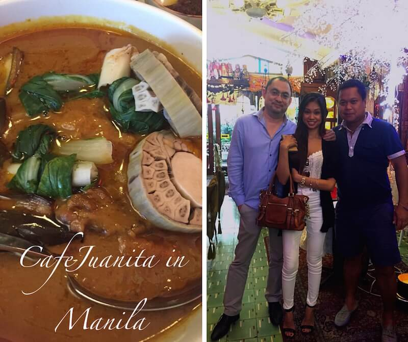 Cafe Juanita with Family | Family Travel to Manila. The Peninsula Hotel via @DishOurTown