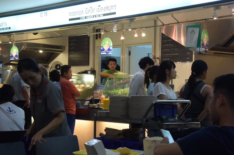 Bangkok, The king of street food is also the king of mall food via @dishourtown.com