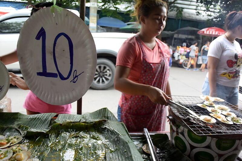 The king of street food is also the king of mall food in Bangkok via @DishOurTown
