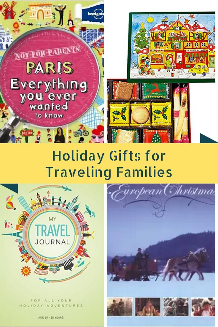 Christmas Gifts for Family Travelers via @DishOurTown #Gifts #Christmas