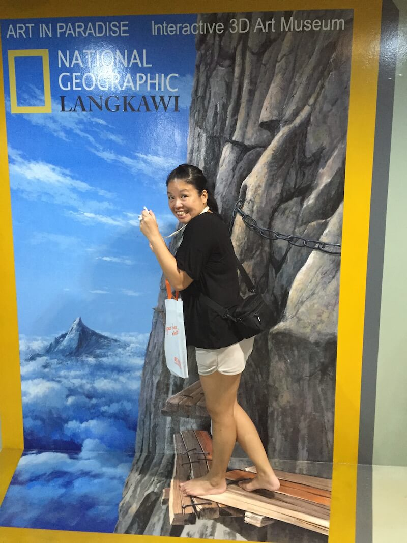 Langkawi 3D Museum with kids via @DishOurTown