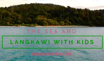 The Sea and Langkawi