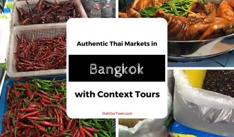 Authentic Thai Markets in Bangkok with Context Tours