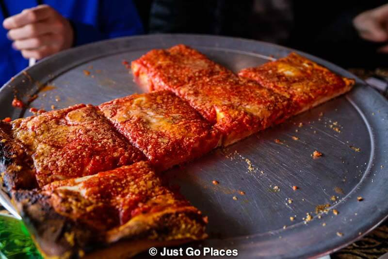 The Best of Brooklyn Pizza via @DishOurTown