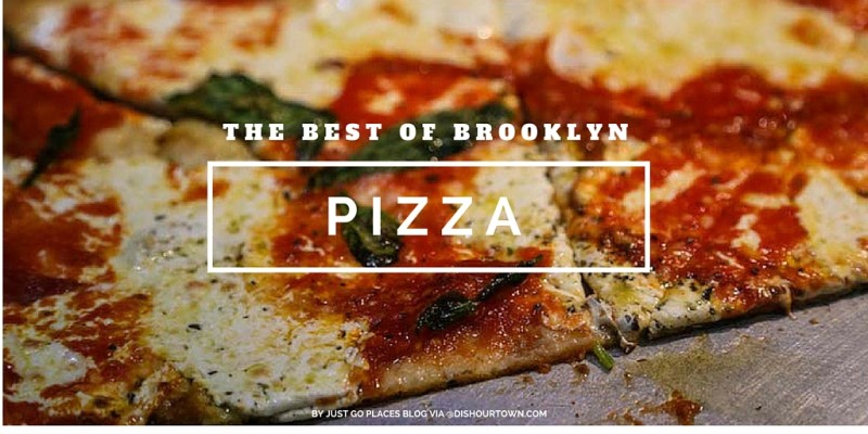 The Best of Brooklyn Pizza