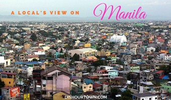 Our Man in Manila, food and travel