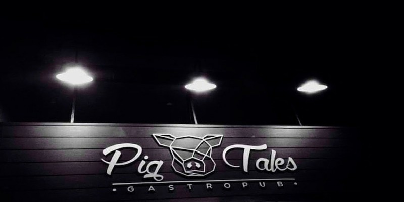 The Pig Tales Gastropub with our Man in Manila via @DishOurTown