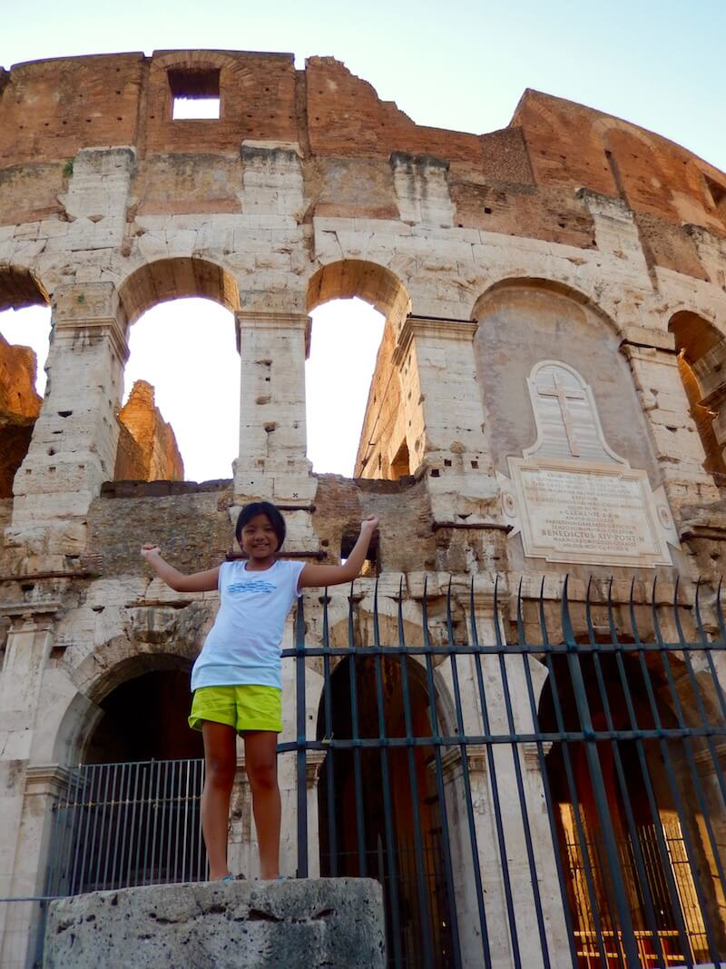 72 hours in Rome for Families with @DishOurTown via @ytravelblog