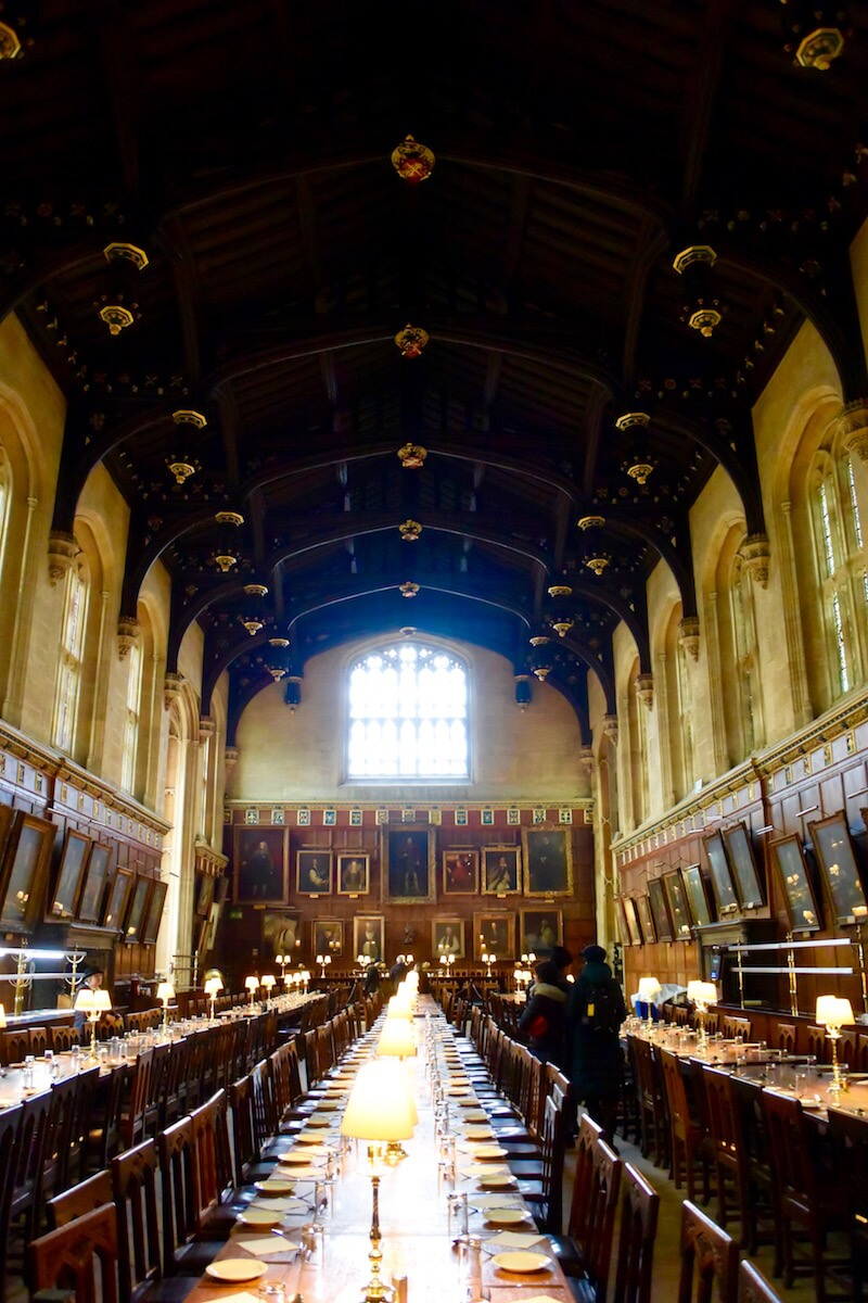 Best private #tour of #OxfordUniversity via @DishOurTown