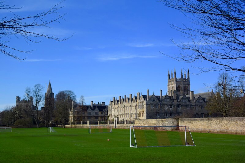 Best private tour of #oxforduniversity via @DishOurTown