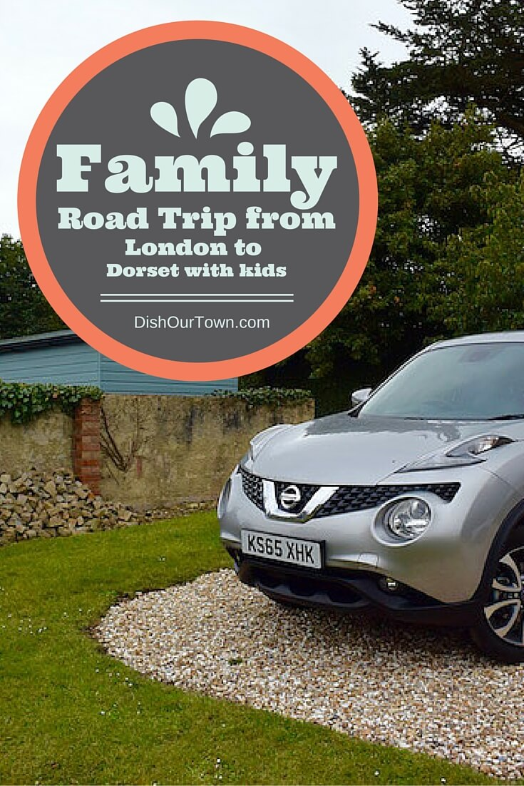 Family #roadtrip from London to #Dorset via @DishOurTown #familytravel