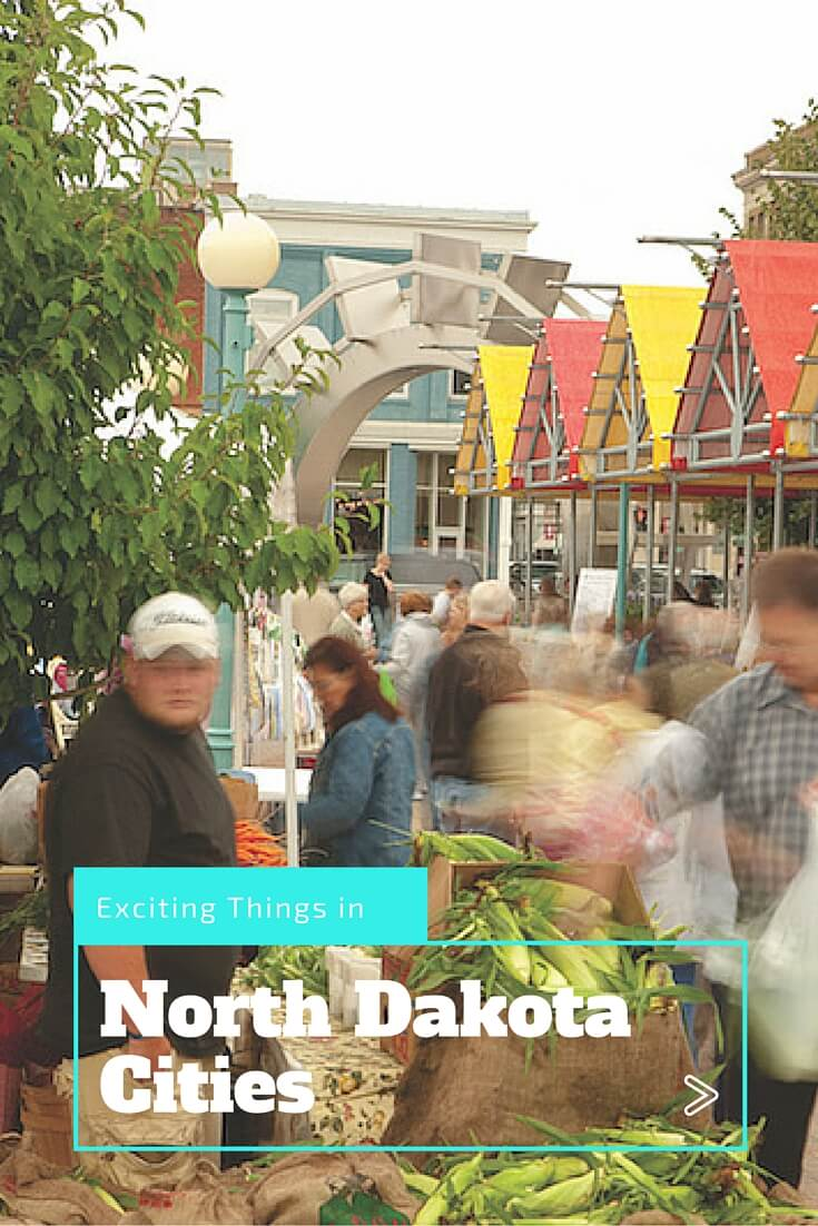 Exciting Things for you in North Dakota cities via @DishOurTown