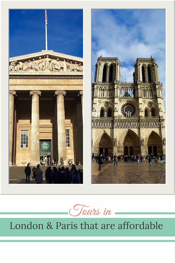 Tours in #London & #Paris that are affordable with @DishOurTown #familytravel