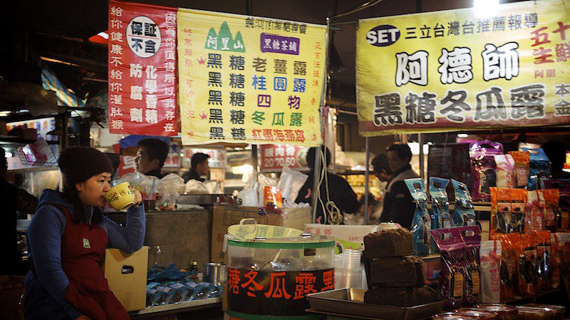 This is the year to enjoy Taiwan's food.