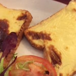 Welsh Rarebit Recipe. #sandwich #grilledcheese #rarebit via @dishourtown