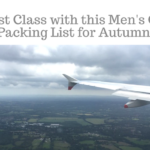 Look First Class with this Getaway Packing List for Autumn