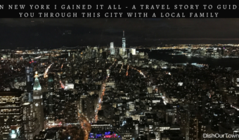 """""""In New York I gained it all"""""""