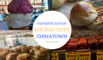 Food & Snacks in NYC's Chinatown by Local Family