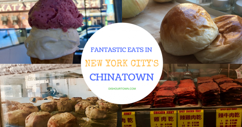 Best #Food in #ChinatownNYC via @DishOurTown #SeeYourCity