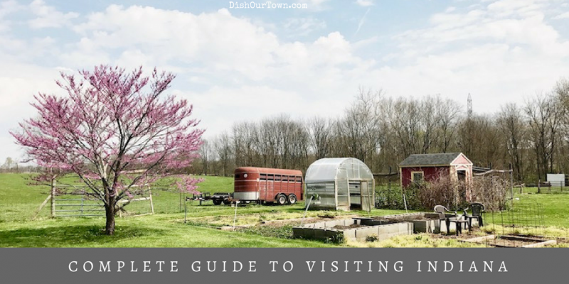 Complete guide to visiting Indiana as a family via @DishOurTown