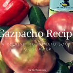 Gazpacho, An easy summer soup recipe