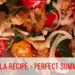 Panzanella – the perfect bread salad, a recipe