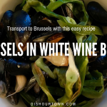 Mussels in White Wine Broth Recipe