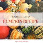 Pumpkin and Cellophane Noodles Recipe