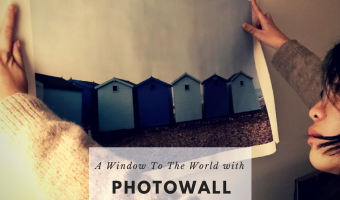 A Window To The World with Photowall