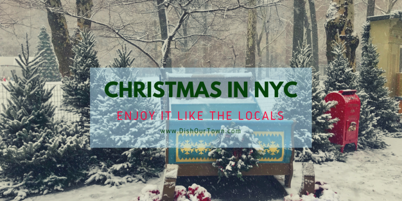 A Recipe for Enjoying Christmas in New York City