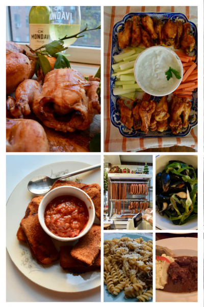 7 things you should serve during Super Bowl via @dishourtown #recipes #superbowl #food
