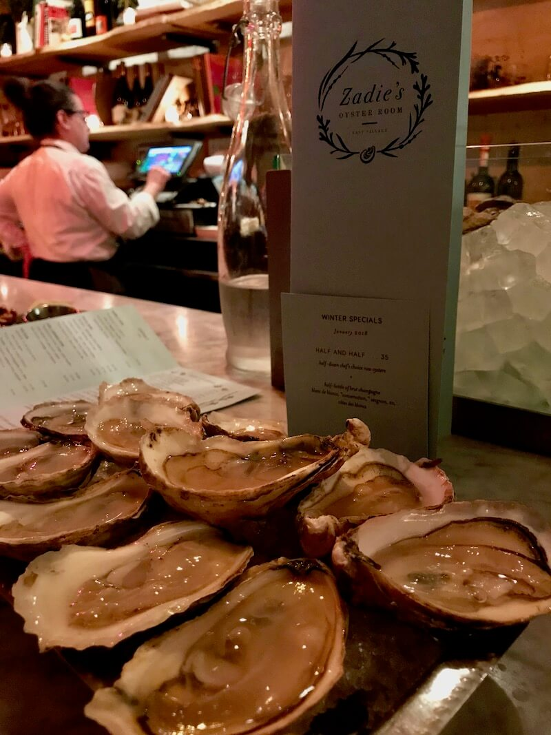 Getting Lucky with Oysters - A #travel story & #recipe for #oysteromelette via @dishourtown